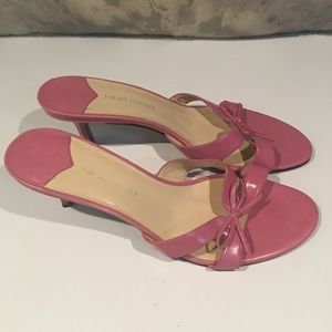 ❤️❤️PRETTY IN PINK NINE WEST Size 8❤️❤️